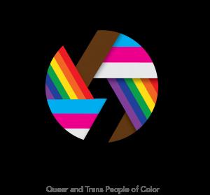Logo for QTPOC ERG
